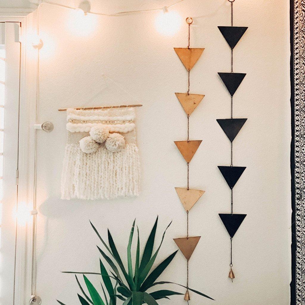 Wall Hangings prismatic wall hanging decor AJQXPSB