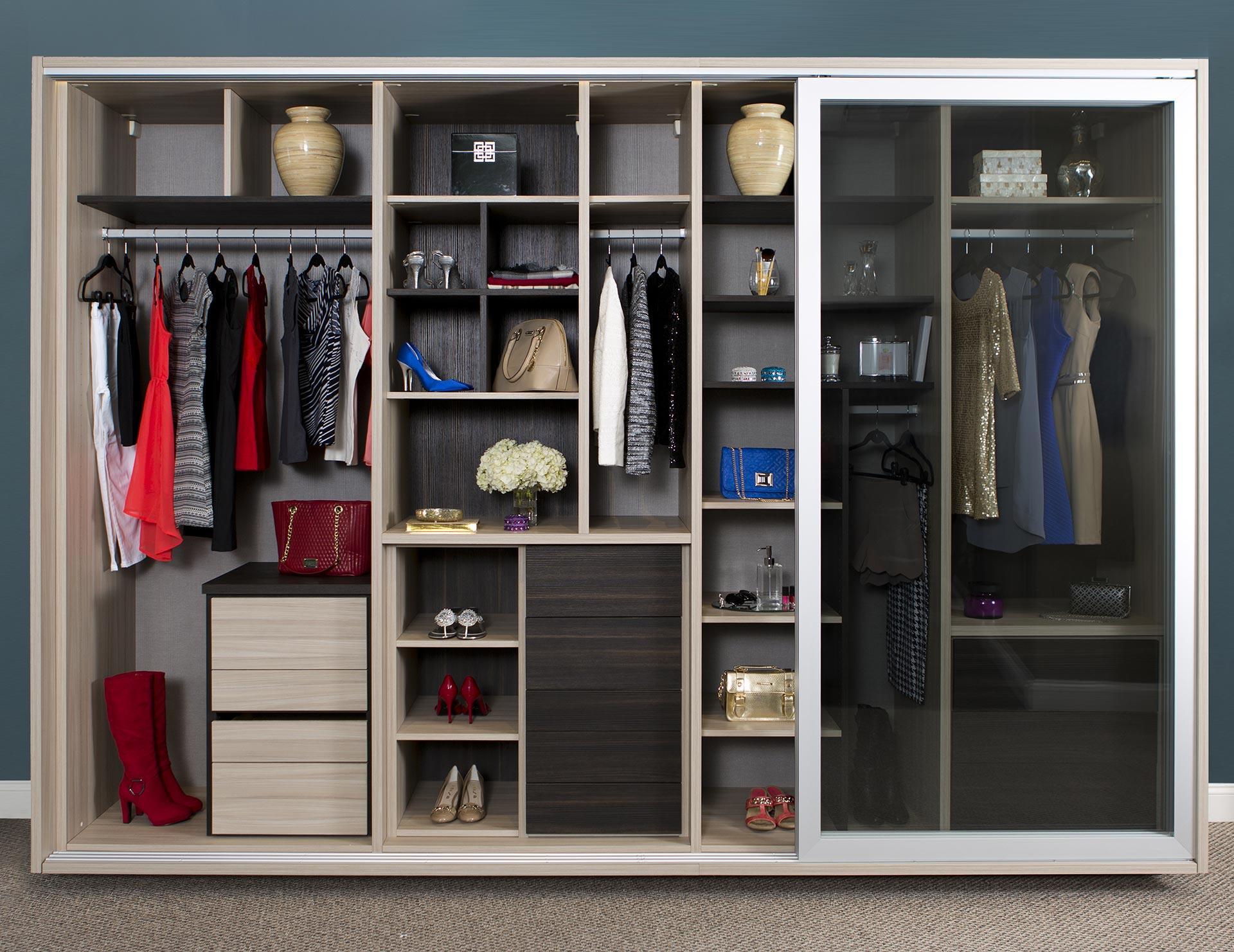 Wardrobe Closet california closets - custom storage wardrobe UFMFDFH