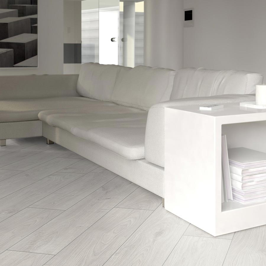 white laminate flooring prestige white oak 8mm v-groove laminate flooring UVQPFAA