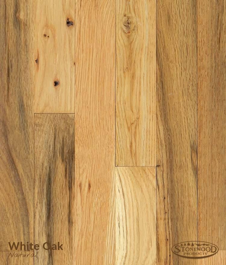 white oak flooring whiite oak rustic TLPSDRU