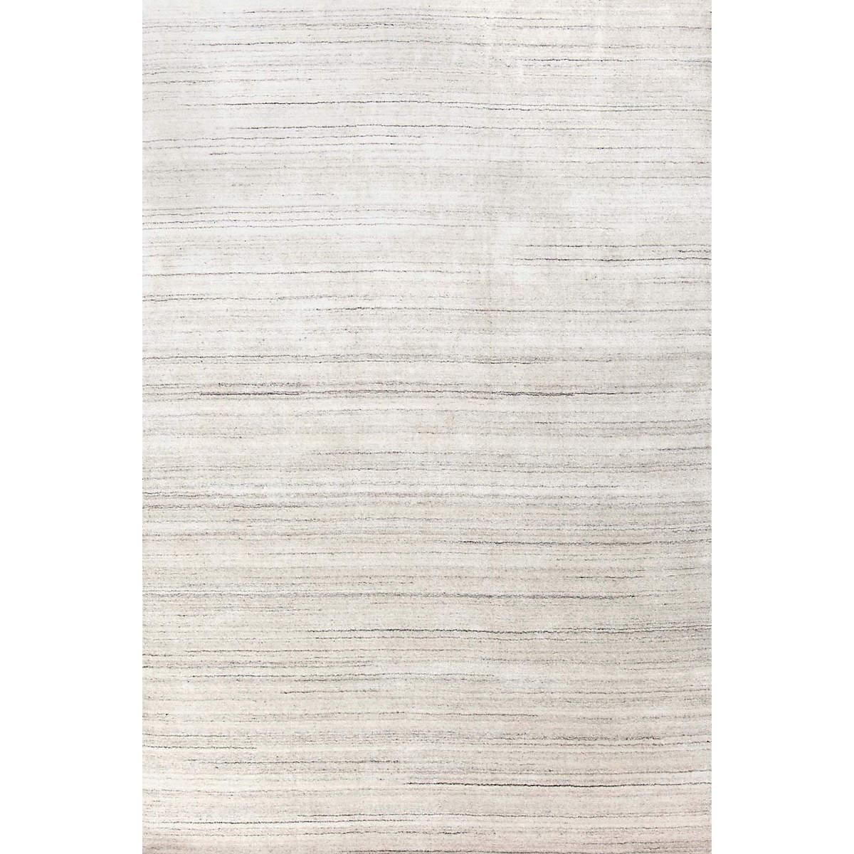 white rugs icelandia white hand knotted rug | dash u0026 albert ZDCOPMY