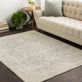 white rugs prisha rug, white LOXLNSM