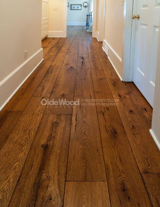 wide plank hardwood flooring reclaimed wide plank flooring. antique resawn oak WUVBHRD
