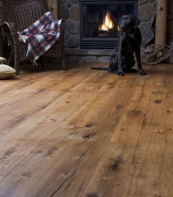 wide plank hardwood flooring wide plank rustic flooring | reclaimed wood flooring | antique wide plank - GDPPHMK