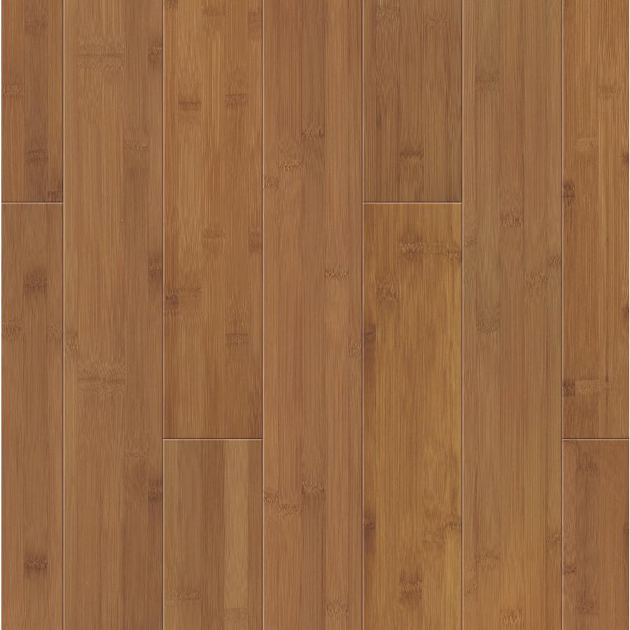 wood floor natural floors by usfloors 3.78-in spice bamboo solid hardwood flooring  (23.8-sq BFOOISG