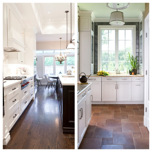 wood kitchen flooring poll: wood floors in the kitchen? LDXJORP
