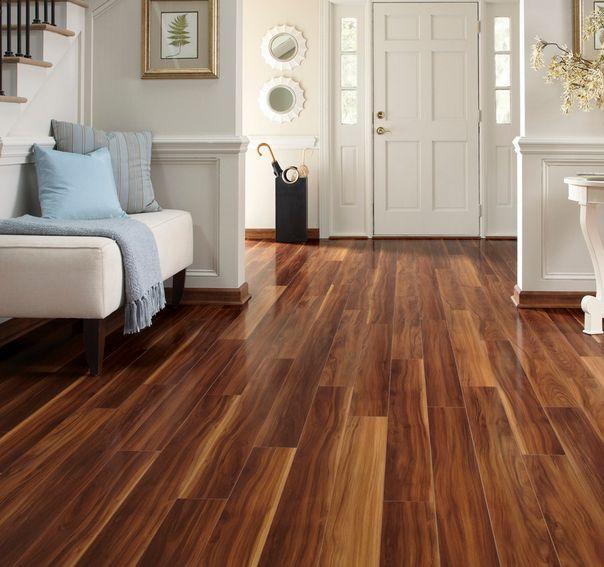 Why wood laminate flooring is preferred over hardwood flooring?