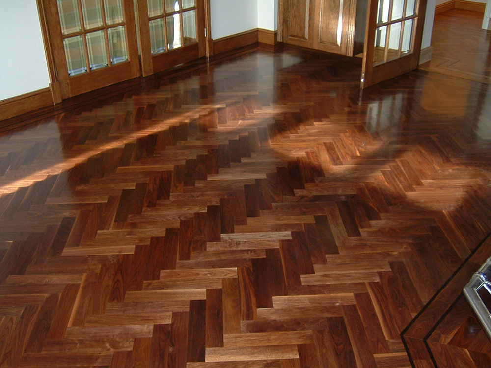 wood parquet flooring: classy recording studio essentials CKSKCJJ