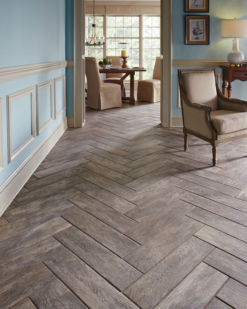 wood tile flooring a real wood look without the wood worry. wood plank tiles make the OJFPWXN