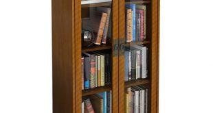 Wooden Bookcases glass door bookcase ECCULMZ