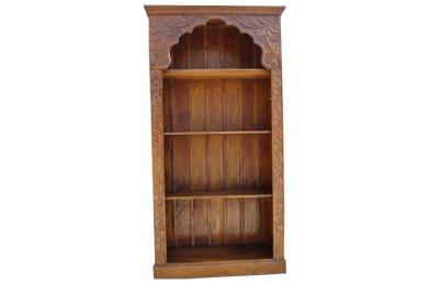 Wooden Bookcases wooden bookcase furniture, jodhpur bookcase LEWIZPS