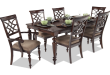 woodmark 7 piece dining set BNOMRXF
