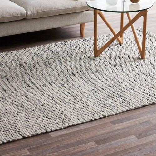 wool rugs network rugs carlos felted wool rug grey natural UGKNFGD