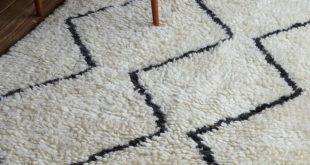 wool rugs souk wool rug - ivory | west elm FSXIPQK