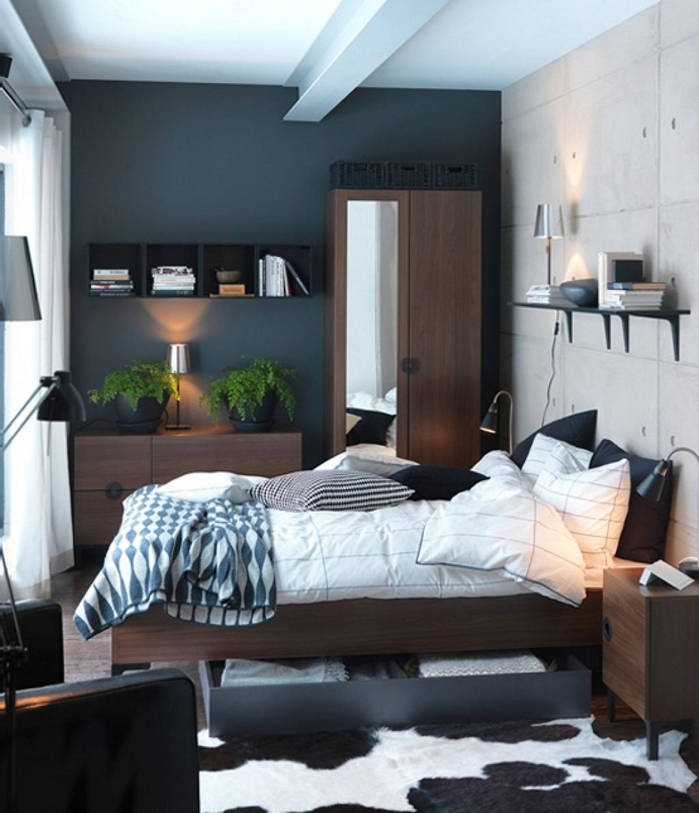 ... 10 unique black and white bedroom ideas for small rooms MHSZRLN