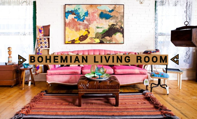 31 inspiring bohemian decorating ideas for living room YHHIFFP