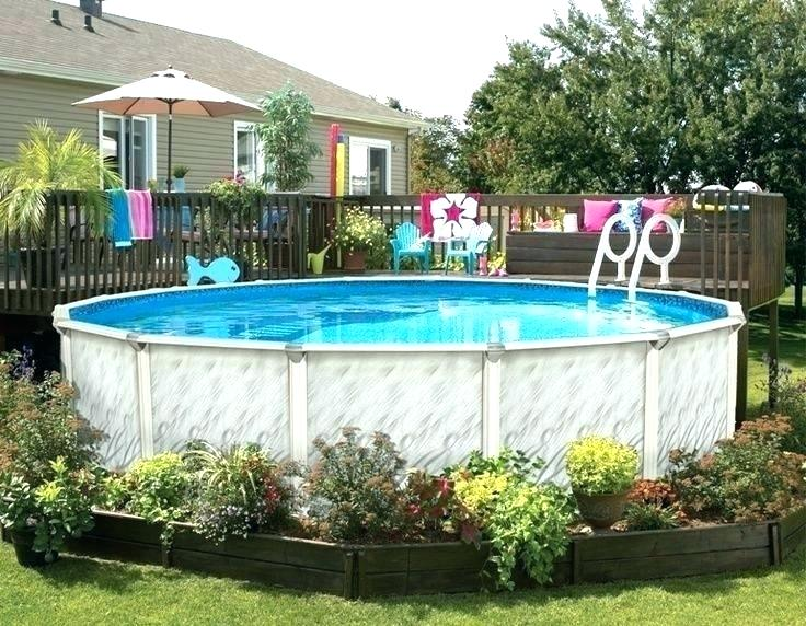 above ground pool landscaping ideas on a budget cheap pool landscaping ideas cheap pool landscaping ideas best backyard  ideas best YUYGDIL
