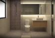 amazing modern bathroom designs for small spaces popular with regard UQYGCWO