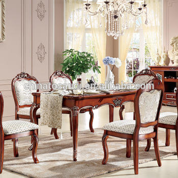 antique french provincial dining room furniture KVRIMZO