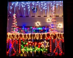 apartment balcony christmas decorating ideas images of apartments patios decorated for christmas | the balcony of an DDISDFD