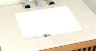 architecture: small rectangular undermount bathroom sink incredible sinks  for KOLPPYI