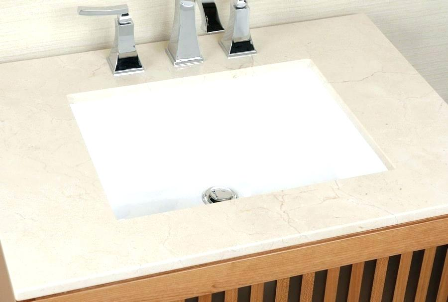 Small Rectangular Undermount Bathroom Sink: What Is It and the Benefits