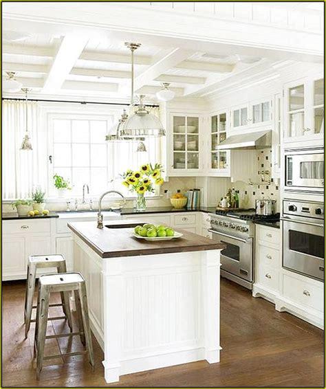 astonishing white kitchen island with butcher block top TDNOWSR