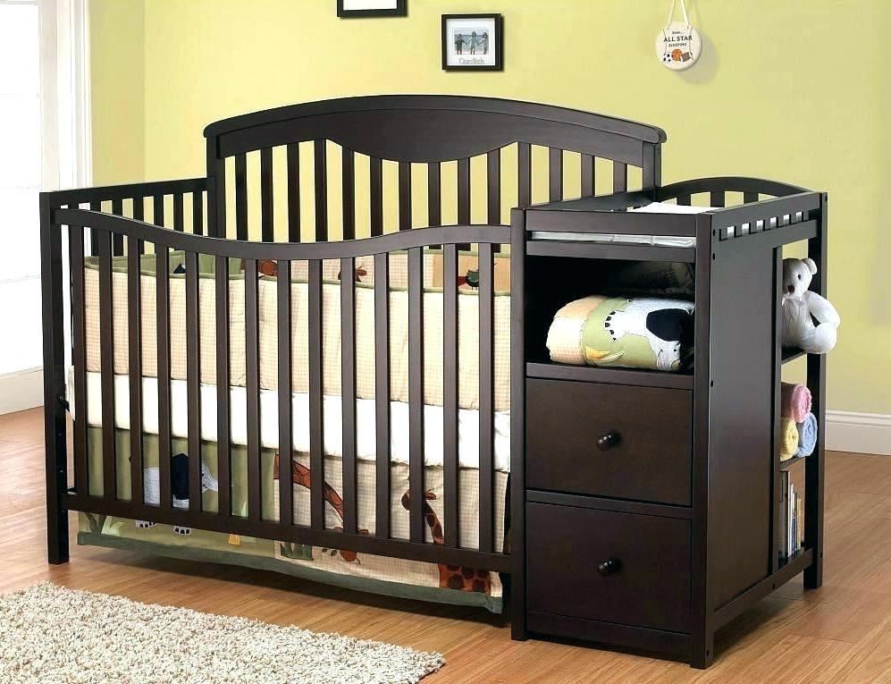 Baby Cribs with Changing Table and Dresser
