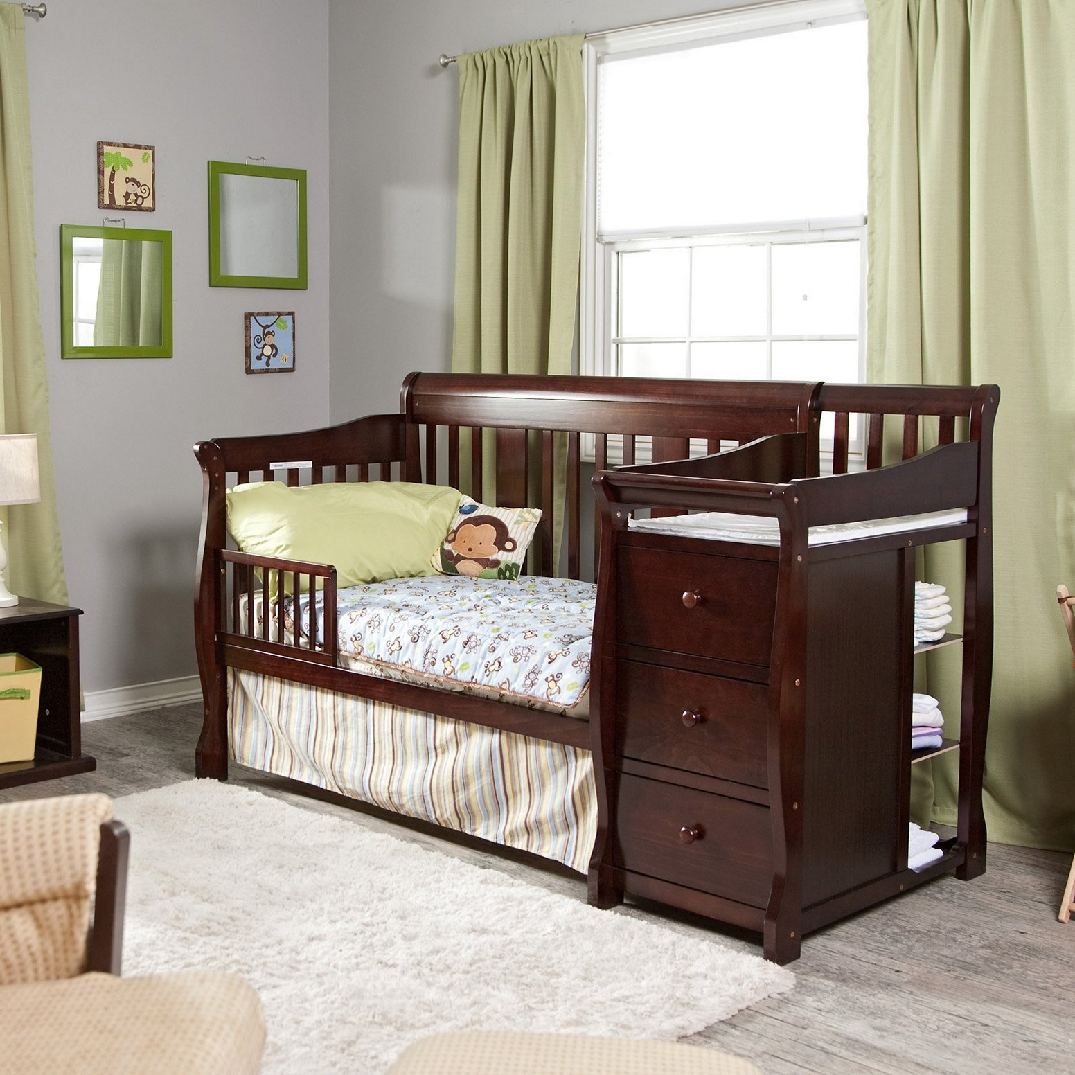 baby cribs with changing table and dresser wonderful crib changing table dresser combo KNCORCJ