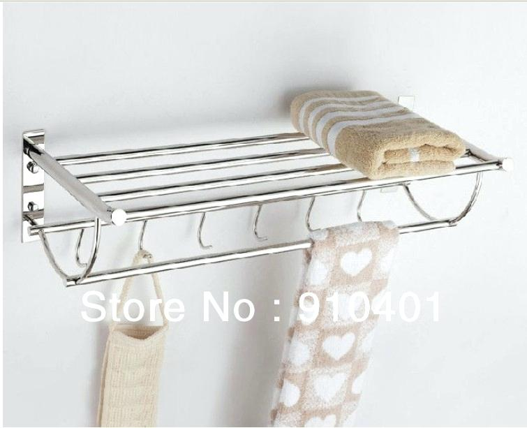 bathroom shelf with towel bar brushed nickel brushed nickel bathroom shelves bathroom towel racks brushed nickel brushed PLUTPQY