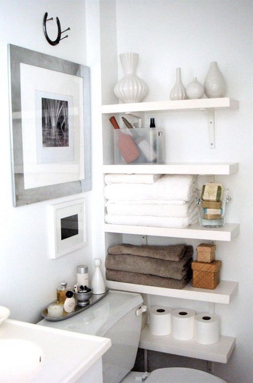 bathroom storage ideas for small bathrooms best 10 small bathroom storage ideas on pinterest bathroom innovative bathroom WBGRTTF