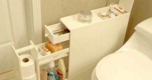 bathroom storage ideas for small bathrooms clever cabinet for a small bathroom MOSHCRY