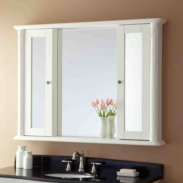 bathroom vanity mirror medicine cabinet romantic 14 best better bathroom mirror cabinets images on pinterest of LOLZGWN