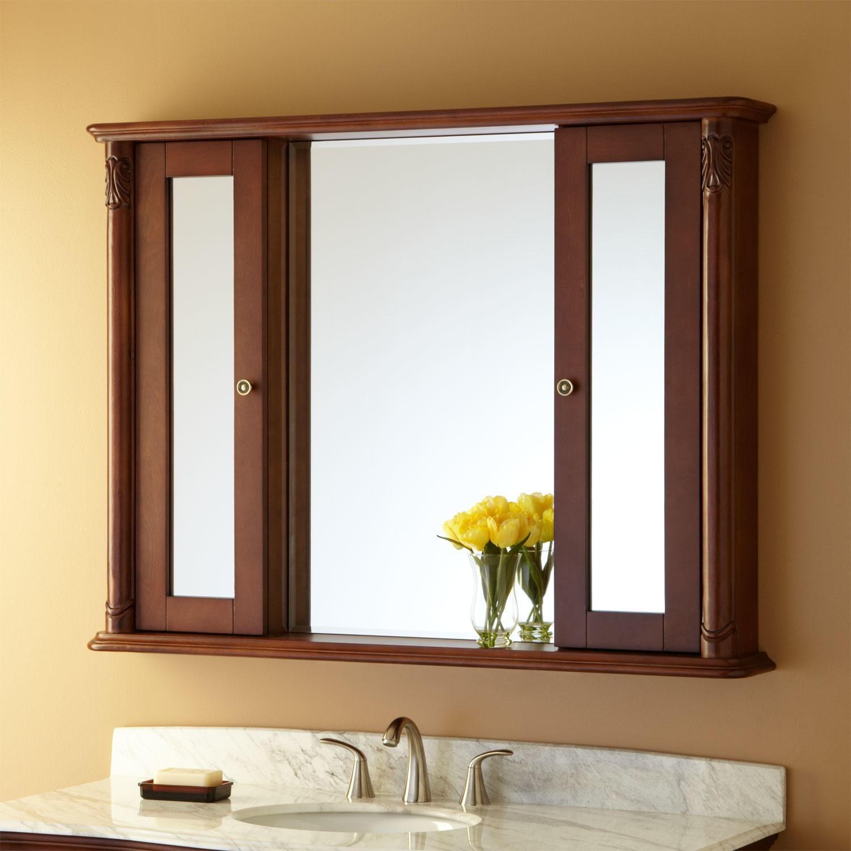 bathroom vanity mirror medicine cabinet rustic bathroom medicine cabinet with mirror WEFYCDS