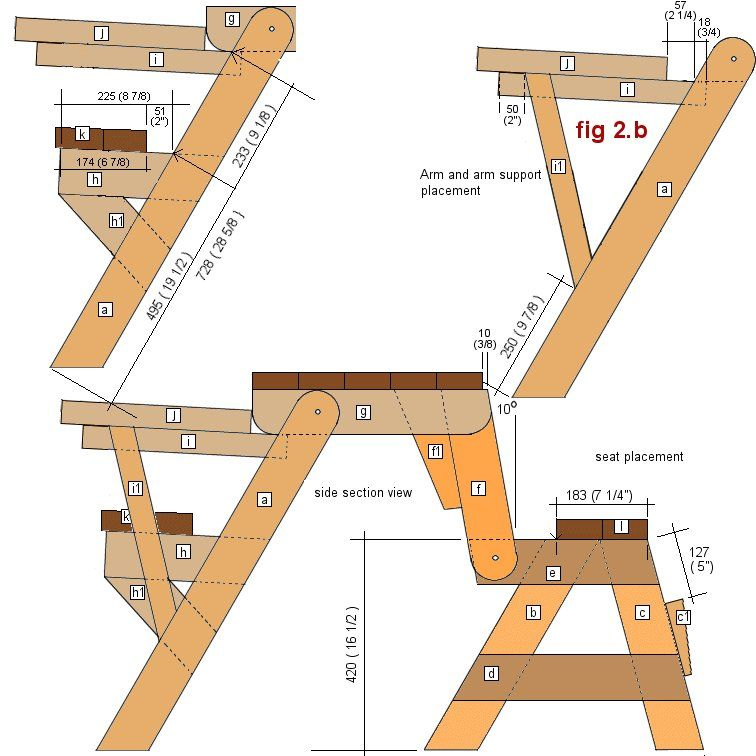 bench that turns into a picnic table plans 1 piece folding picnic table plans CDWYWDU