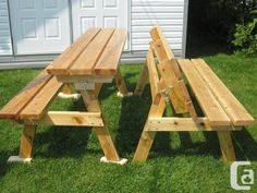 bench that turns into a picnic table plans 2x4 bench into picnic table | bench that converts to picnic BTFRLAC