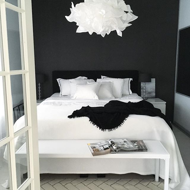 black and white bedroom ideas for small rooms black and white bedrooms u2026 | my room | pinteu2026 PWVJNLB