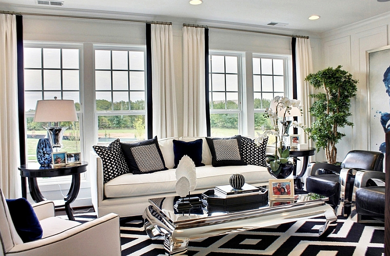 black and white decor ideas for living room grey black and white living room simple ideas rooms design 800×526 GERKGFR