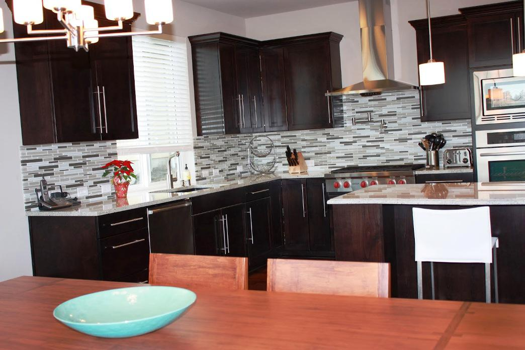 black and white kitchen backsplash ideas image of: awesome contemporary black and white kitchen backsplash HTFWTKB