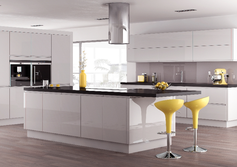 black and white kitchens with a splash of colour winchester kitchen OVZKOTR