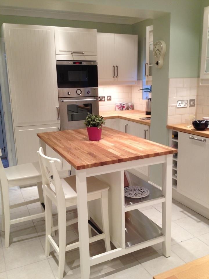 butcher block kitchen island with seating butcher block island. perfect but with stools and seating on both HMAGZVD