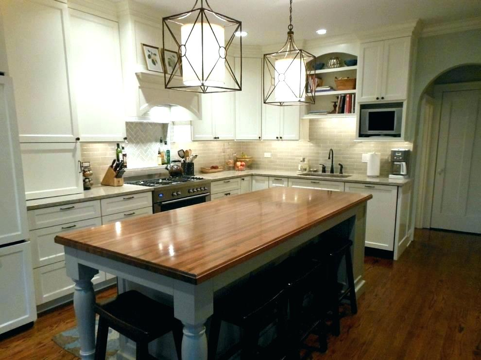 butcher block kitchen island with seating kitchen island butcher block butcher block kitchen island butcher block for KXXHZLB