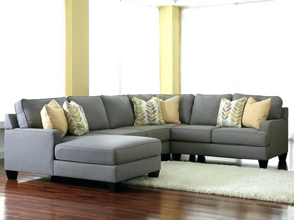 charcoal gray sectional sofa with chaise lounge elegant on living room KLTZMTY