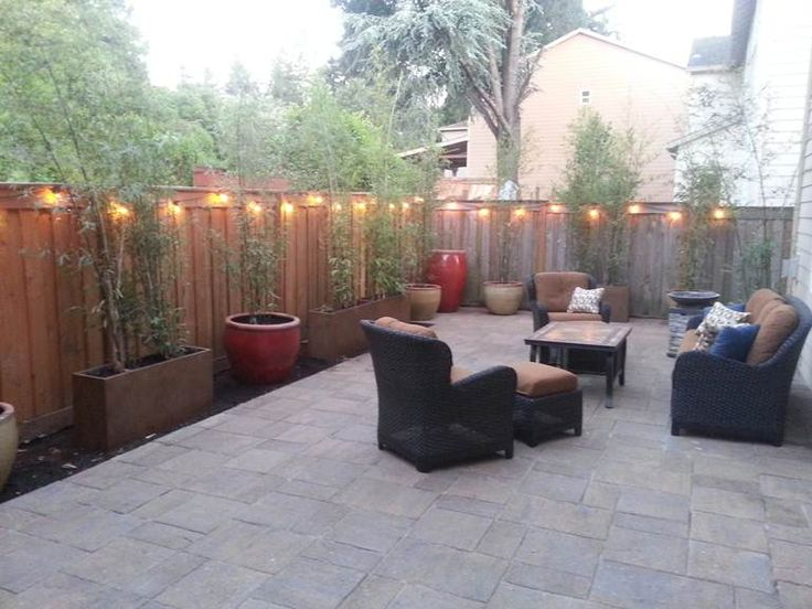 concrete patio ideas for small backyards patio and backyard idea box by barb7802 | remodeling outside | VSYTMKN