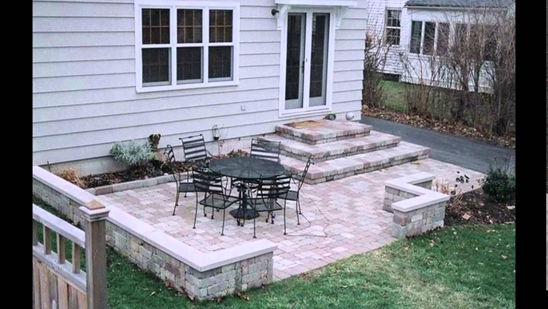 concrete patio ideas for small backyards patio design ideas | concrete patio design ideas | small patio IKQAGVK