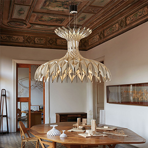 Eye-Catching Contemporary Chandeliers for Dining Room