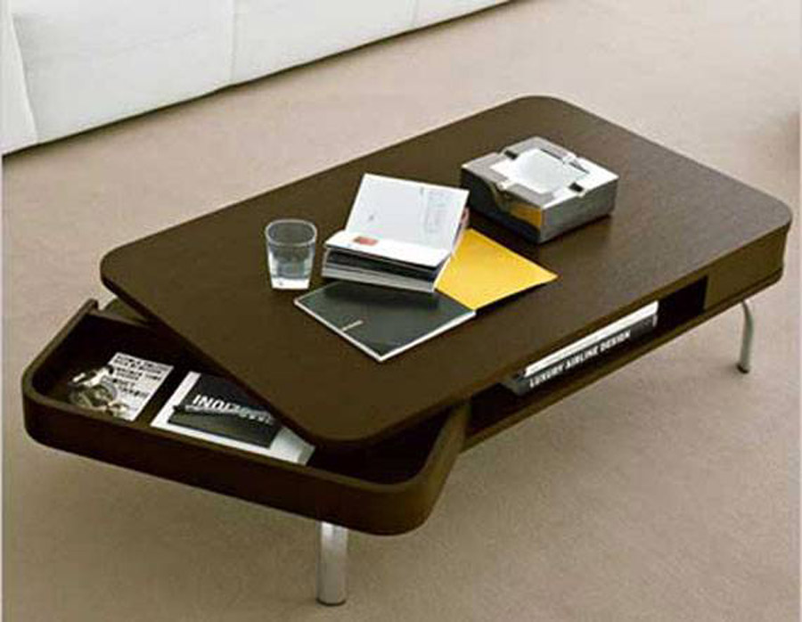 contemporary coffee tables with storage contemporary coffee table with storage LEDSBJZ