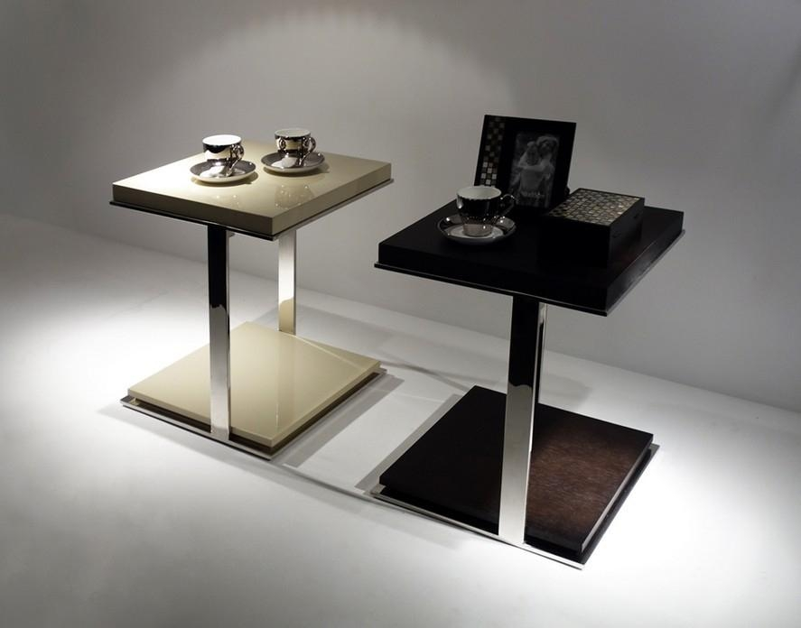 Cute Contemporary Side Tables for Living Room