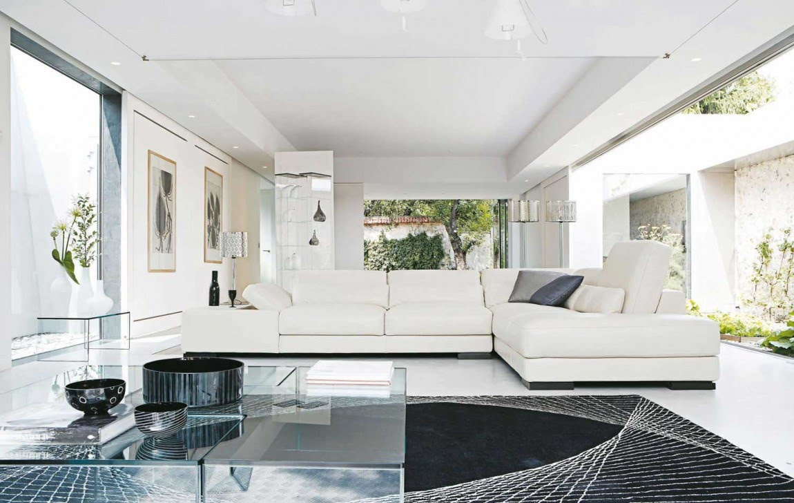 contemporary white living room design ideas living room designs with sofas - best interior design ideas CVXFPEW