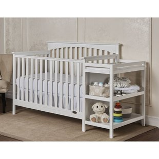 convertible baby cribs with changing table save AHOHSDK